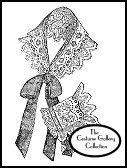 Subscribers click on this image for a Ladies' Velasquez Collar and Cuffs enlargement