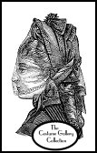 Subscribers click on image for the mourning bonnet enlargement
