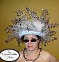 Front View: Headdress