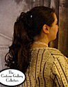 Back view: Hairstyle