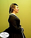 Victorian Bustle Dress #3