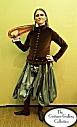 Kunst de Fashion--Fencing Uniform