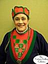 A Reindeer Gift--1920s Sami Woman Costume of Harjedalen, Sweden