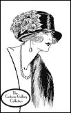 Subscribers click on the milliner Lewis' image for enlargement & description