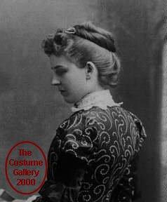 Victorian Hairstyles 1881