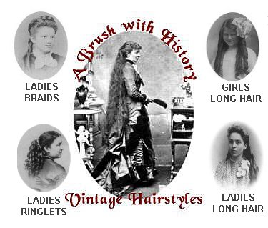 hairstyle history the photographs you will see in this collection are ...