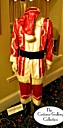 Santa Claus Costume: Front View: Full Length