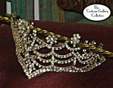 Queen Crown Earrings & Scepter