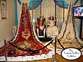 Mardi Gras Coronation Robes: King Felix III & Queen's Costumes