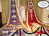 King & Queen Coronation Robes