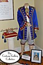 Mardi Gras King's Coronation Robes