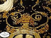 Queen's Train Robe: Train Embellishments
