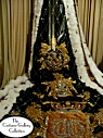 King's Coronation Robe Train: