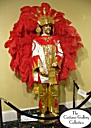 Inca Fancy Dress Costume: Front View: Full Length