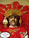 Inca Fancy Dress Costume: Headdress Close-up