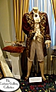 King's Coronation Regalia: Front View: Full Length
