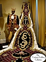 King's Coronation Robes: Front View: Full Length