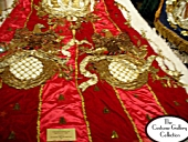 King's Coronation Robes Train