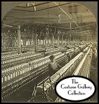 Lawrence, Massachusetts: Spinning Cotton Yarn in the Great Textile Mills. Subscribers click on image for enlargement
