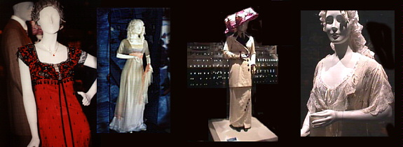 TITANIC CLOSE-UP- The Costumes that Made the Movie