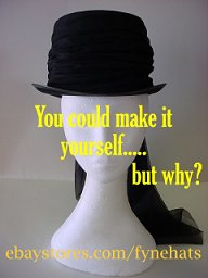 Click here to visit the Victorian Millinery website