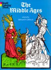Middle Ages Dover Coloring Book