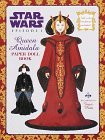 Star Wars Costumes Episode #1 Paper Dolls